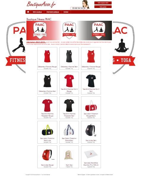 ICON Boutique du PAAC